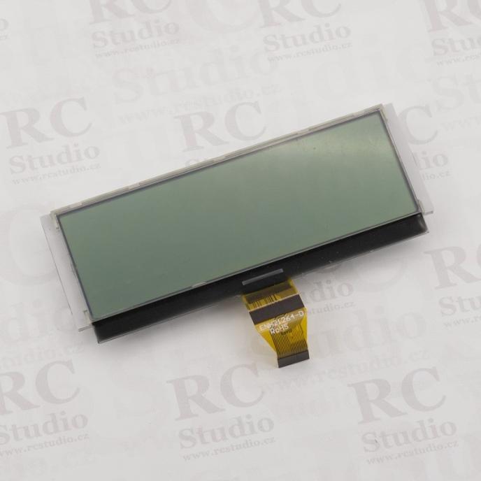 LCD displej pro FrSky Taranis Plus modrý