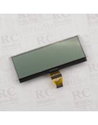 LCD displej pro FrSky Taranis Plus modrobílý