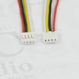 Kabel Molex 1,25mm 4pin 15cm