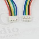 Kabel Molex 1,25mm 4pin 15cm