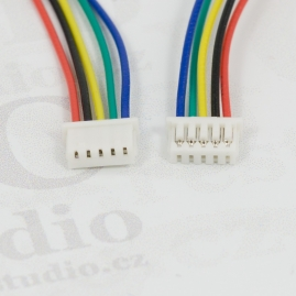 Kabel JST 1,25mm 5pin 15cm