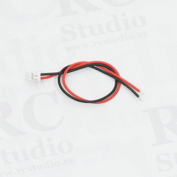Káblík JST ZH 1.5mm 2pin