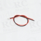 Kabel Molex 1,25mm 2pin 10cm