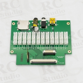 Switch board for Taranis-E