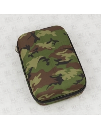 Case for radio - camo