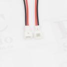 Molex 1,25mm 2pin 10cm male
