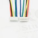 Kabel Molex 1,25mm 6pin 15cm