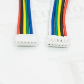 Káblík JST ZH 1.5mm 6pin