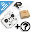 FrSky Taranis Q X7 Mod2 bílý