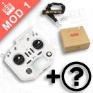 FrSky Taranis Q X7 Mod1 bílý