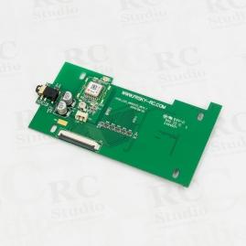 LCD deska s GPS pro Horus
