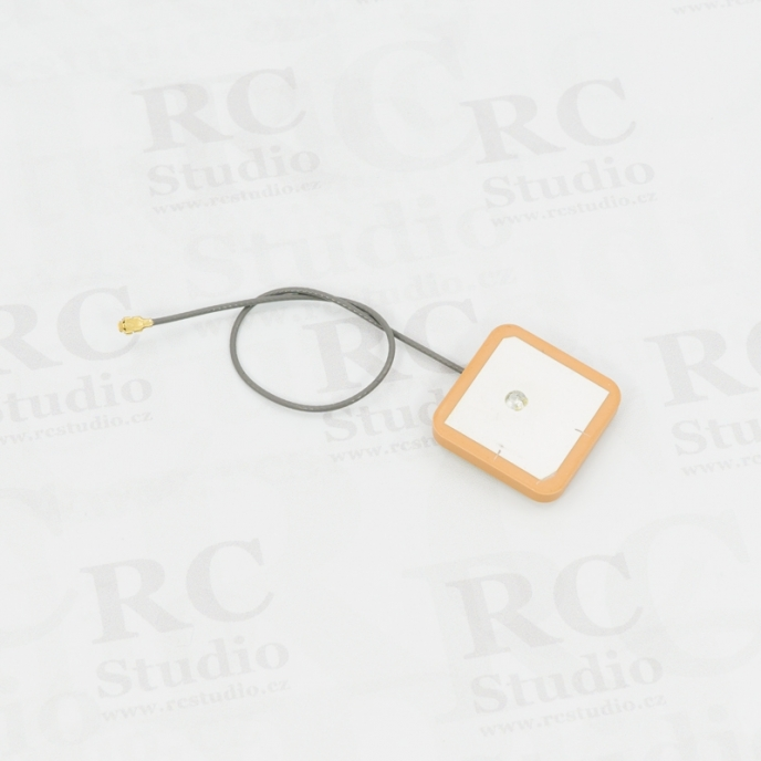 GPS antenna for Horus