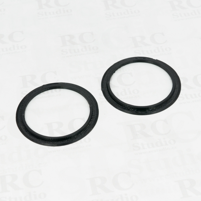 M9 gimbal rings for Taranis-E