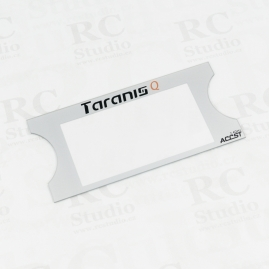 LCD cover X7 white