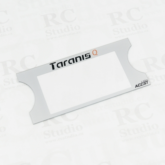LCD cover white