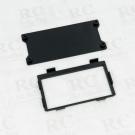LCD cover X7 black