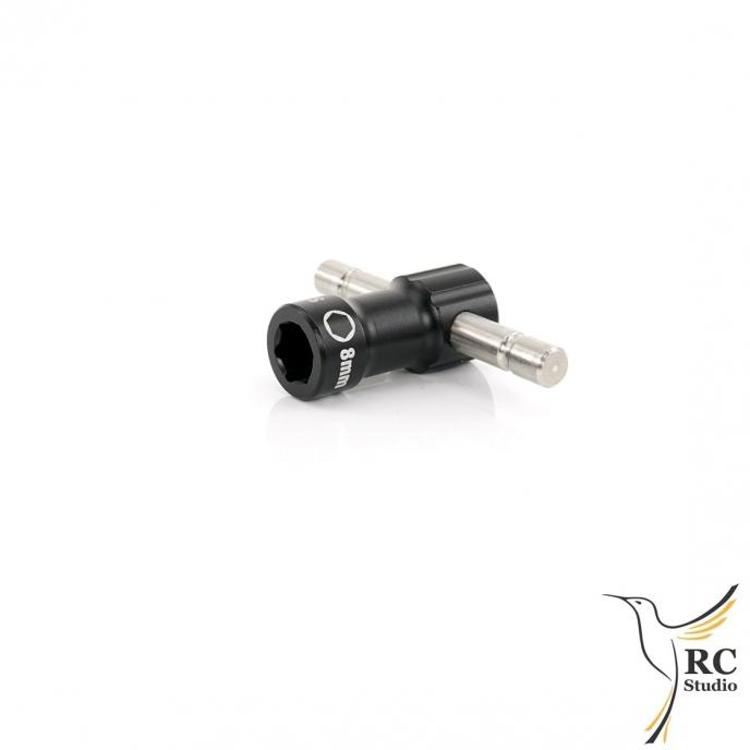 Nástrčný klíč 8 mm