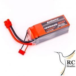 Infinity Force 1800mAh 4S1P 80-110C