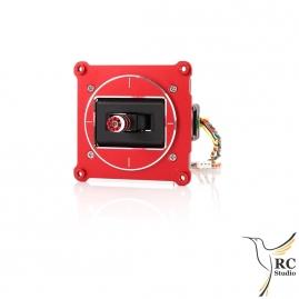 FrSky M9 červený gimbal