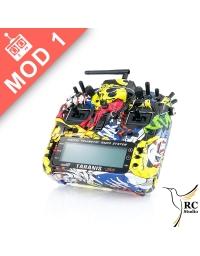 FrSky Taranis Plus SE (X9D+)  Mod1 Monster Black edition
