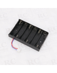 AA battery cage for Taranis Q X7