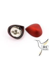Kryt baterie červený