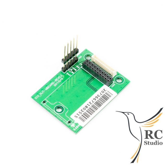 RF mainboard for X10