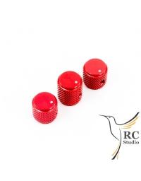 Sada hmatníků červená pro X10