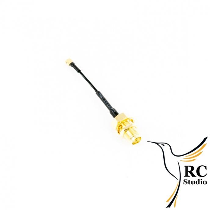 External antenna connector for X10