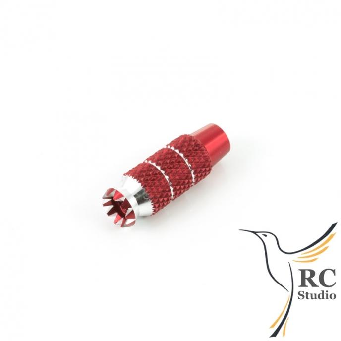 Koncovka pák červená pro X10