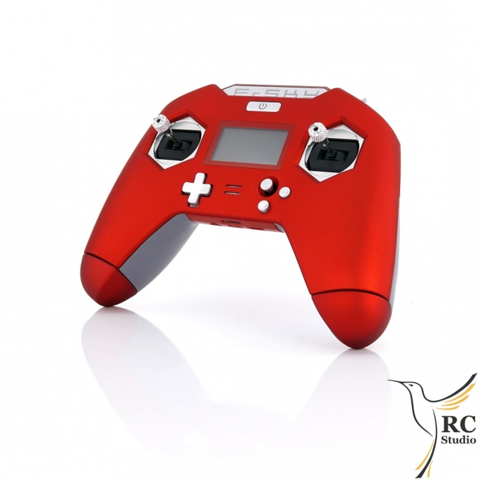 FrSky X-Lite S červená