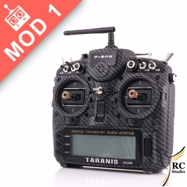 FrSky Taranis Plus (X9D+) Mr. Steele Mod1