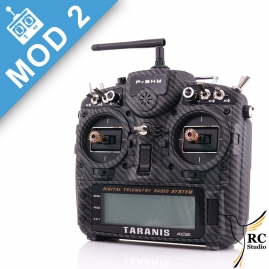 FrSky Taranis Plus (X9D+) Mr. Steele Mod2