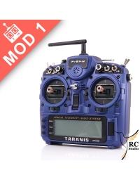 FrSky Taranis Plus 2019 SE blue Mod1