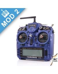 FrSky Taranis Plus 2019 SE blue Mod2
