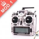 FrSky Taranis Plus (X9D+) Mód2 + kufr