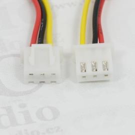 Káblík JST XH 2.5mm 3pin