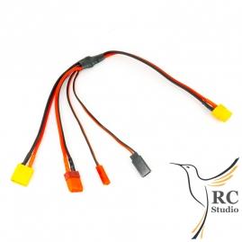 Nabíjecí kabel 4v1