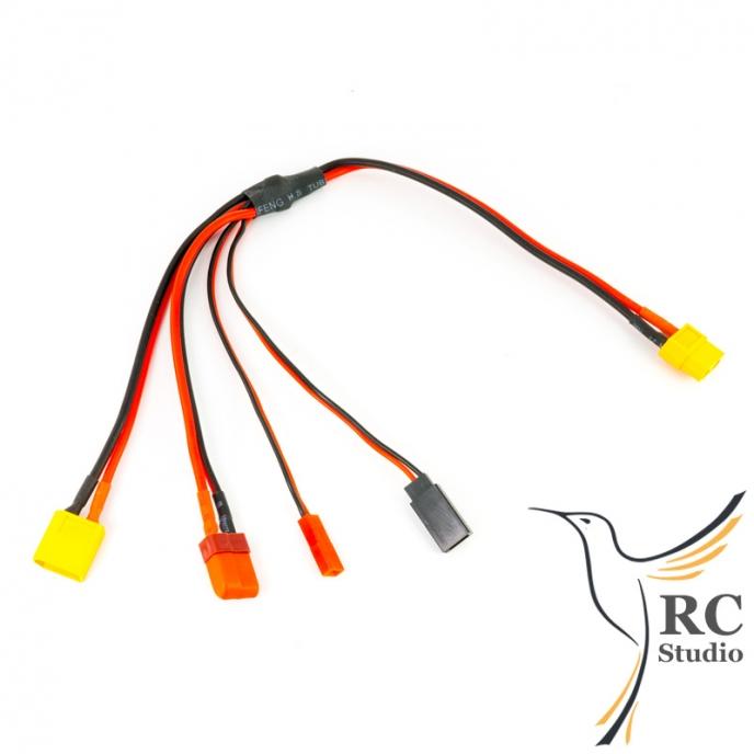 Nabíjecí kabel 6v1