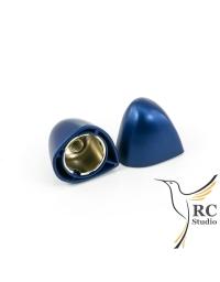 Kryty baterie 18650 pro X-Lite modrý mat