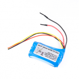 Baterie Li-ion 3600mAh/7.4V