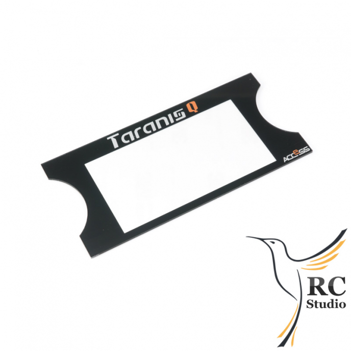 LCD cover X7 black ACCESS