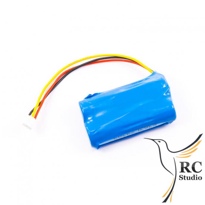 Pack Li-ion 3600mAh/7.4V pro X10