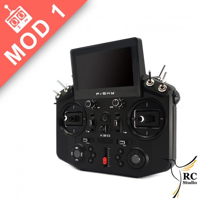 FrSky Horus X20 Mod1 černá