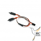 Y cable extend 100mm