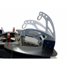 Pult pro X20 karbon sklápěcí