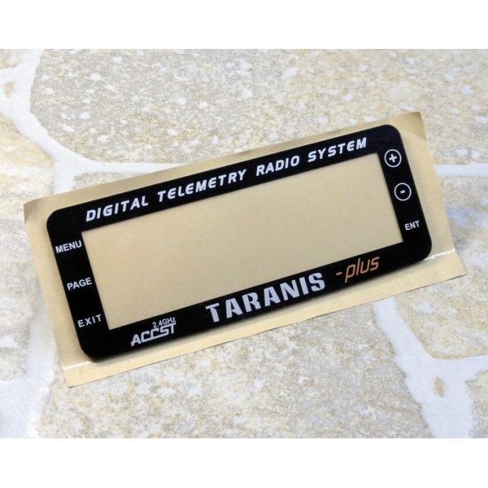 Kryt displeje pro FrSky Taranis Plus