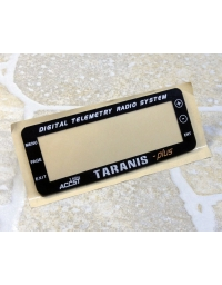 Display cover for FrSky Taranis Plus