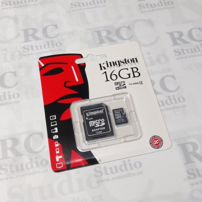 Kingston 4GB microSD karta