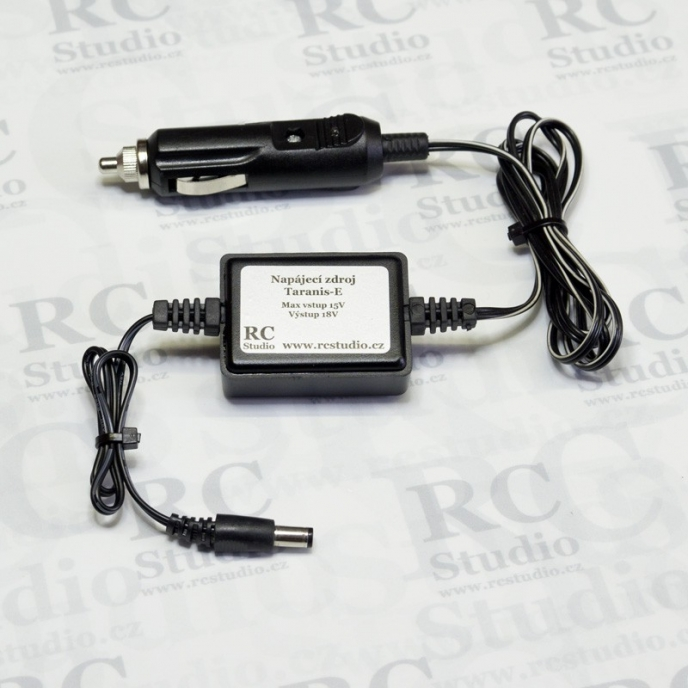 Car PSU for Taranis Plus
